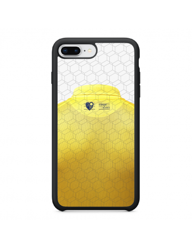 Funda Móvil Camiseta Amarilla